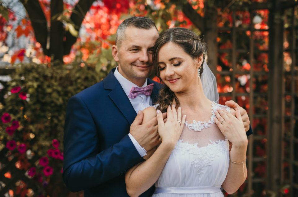 Reportaż ślubny Moniki i Piotra